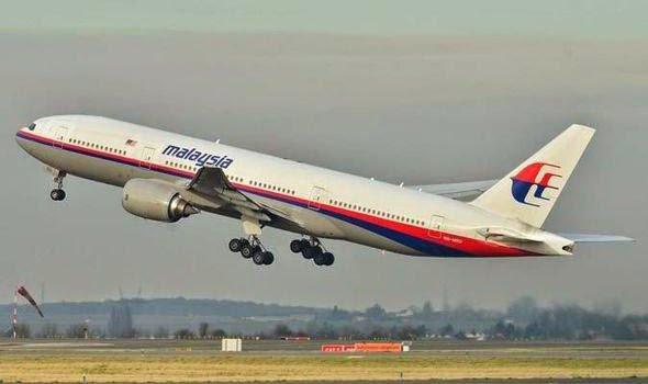 Malasiyan flight Blockdos