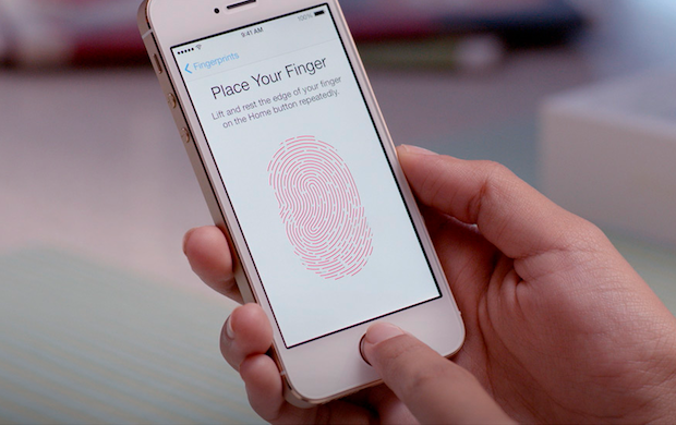 apple iphone fingerprint Blockdos